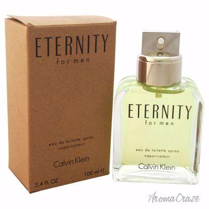 Calvin Klein Eternity EDT Spray Tester for Men 3.4 oz