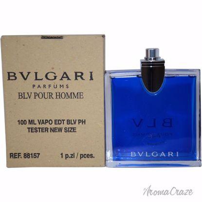Bvlgari Blv EDT Spray (Tester) for Men 3.4 oz