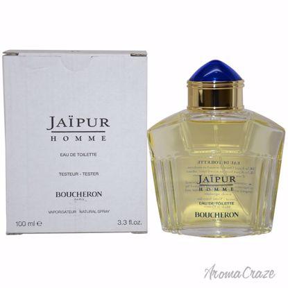 Boucheron Jaipur Homme EDT Spray (Tester) for Men 3.3 oz
