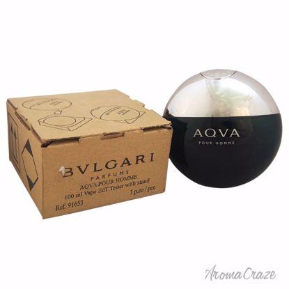 Bvlgari Aqva EDT Spray (Tester) for Men 3.3 oz