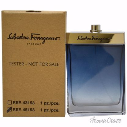 Salvatore Ferragamo Subtil EDT Spray (TESTER) for Men 3.4 oz
