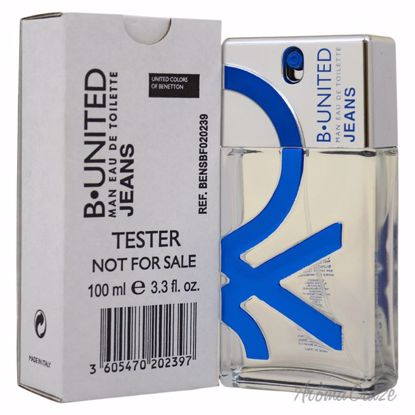 United Colors of Benetton B. United EDT Spray (Tester) for M