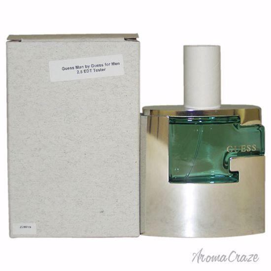 b3d07e7d3 Guess Man EDT Spray (Tester) for Men 2.5 oz - AromaCraze.com - Top ...