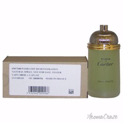 Cartier Pasha De Cartier EDT Spray (Tester) for Men 3.3 oz