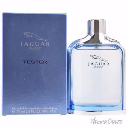 Jaguar (Relaunch) EDT Spray (Tester) for Men 2.5 oz