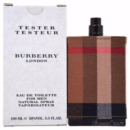 Burberry London EDT Spray (Tester) for Men 3.3 oz