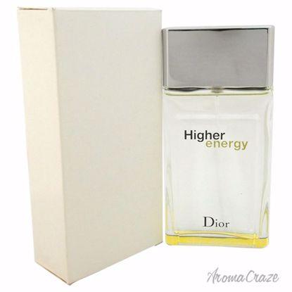 Christian Dior Higher Energy EDT Spray (Tester) for Men 3.4