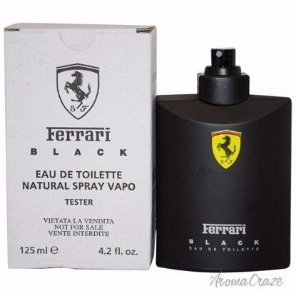 Ferrari Black EDT Spray (Tester) for Men 4.2 oz