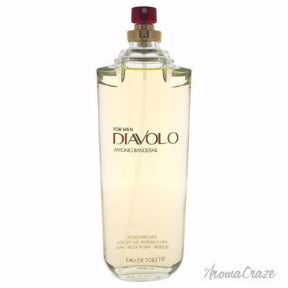Antonio Banderas Diavolo EDT Spray (Tester) for Men 3.4 oz