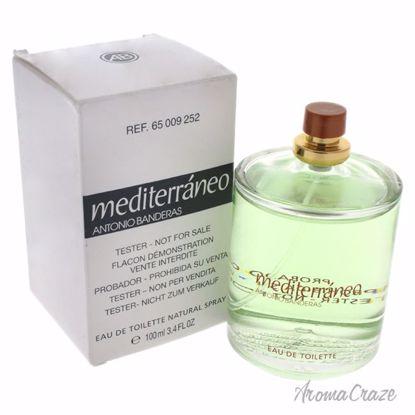 Antonio Banderas Mediterraneo EDT Spray (Tester) for Men 3.4