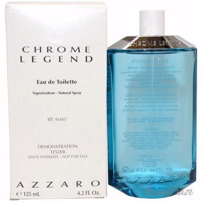 Loris Azzaro Chrome Legend EDT Spray (Tester) for Men 4.2 oz