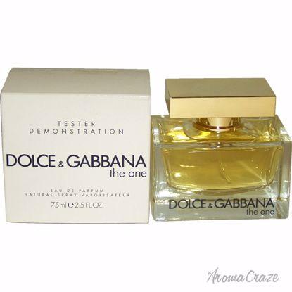 Dolce & Gabbana The One EDT Spray (Tester) for Men 1.6 oz
