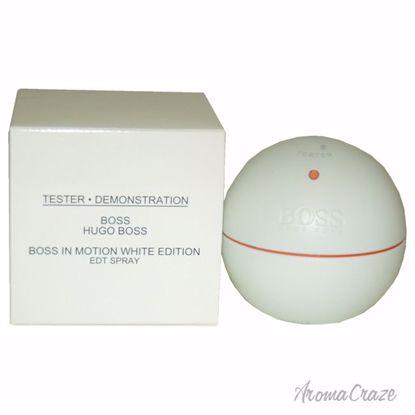 Boss In Motion by Hugo Boss EDT Spray (Tester) for Men 3 oz