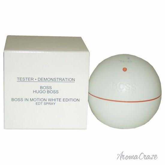 69abbbadeb Boss In Motion by Hugo Boss EDT Spray (Tester) for Men 3 oz ...