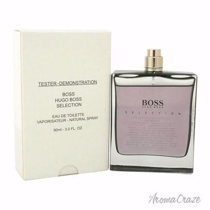 Hugo Boss Selection EDT Spray (Tester) for Men 3 oz