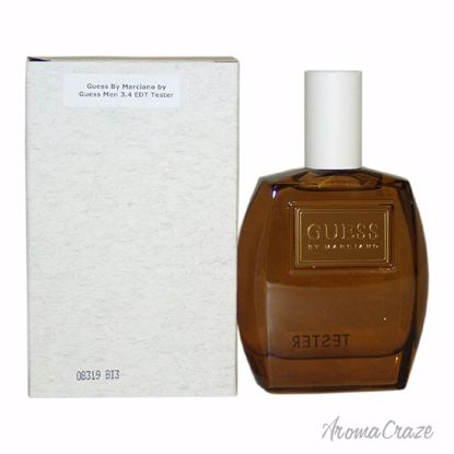Guess By Marciano EDT Spray (Tester) for Men 3.4 oz