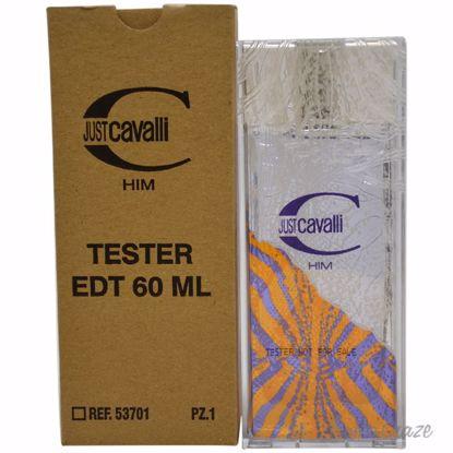 Just Cavalli by Roberto Cavalli EDT Spray (Tester) for Men 2