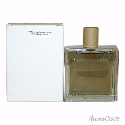 Calvin Klein Euphoria EDT Spray (Tester) for Men 3.4 oz