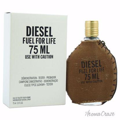 Diesel Fuel For Life Pour Homme EDT Spray (Tester) for Men 2