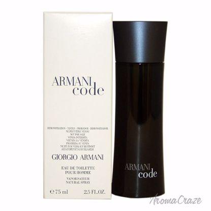 Armani by Giorgio Armani Code EDT Spray (Tester) for Men 2.5