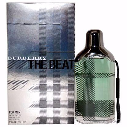 Burberry The Beat EDT Spray (Tester) for Men 3.4 oz