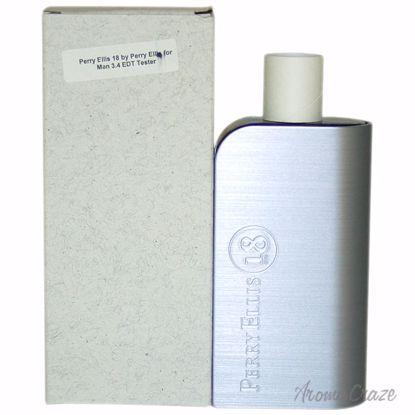 Perry Ellis 18 EDT Spray (Tester) for Men 3.4 oz
