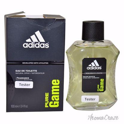 Adidas Pure Game EDT Spray (Tester) for Men 3.4 oz