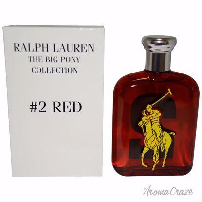 Ralph Lauren The Big Pony Collection # 2 EDT Spray (Tester)