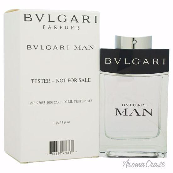 9ef8ed3c41 Bvlgari Man EDT Spray (Tester) for Men 3.4 oz. Top Designer Mens Fragrances  | Fragrances For Men | Cologne For Men | Perfume For Men