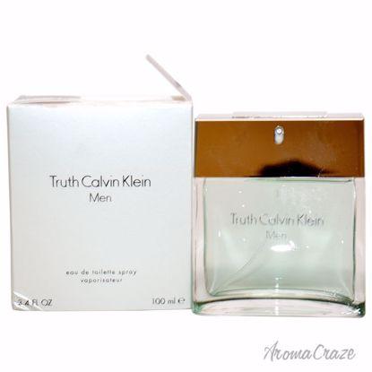 Calvin Klein Truth EDT Spray (Tester) for Men 3.4 oz