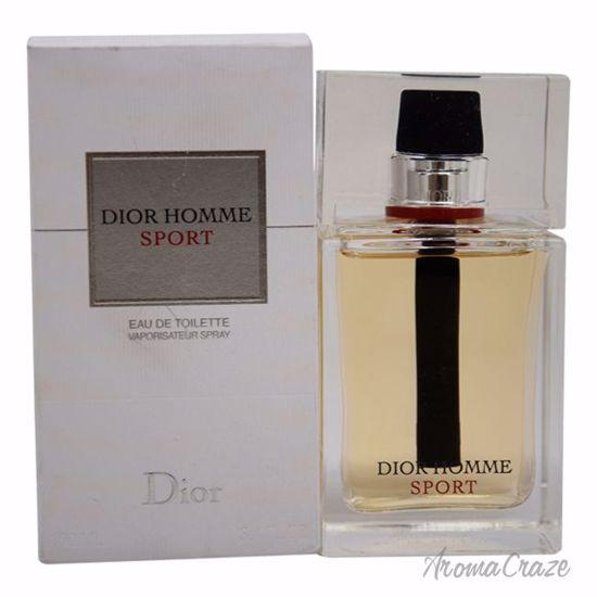64bb1566 Dior by Christian Dior Homme Sport EDT Spray (Tester) for Men 3.4 oz