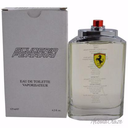 Ferrari Scuderia EDT Spray (Tester) for Men 4.2 oz