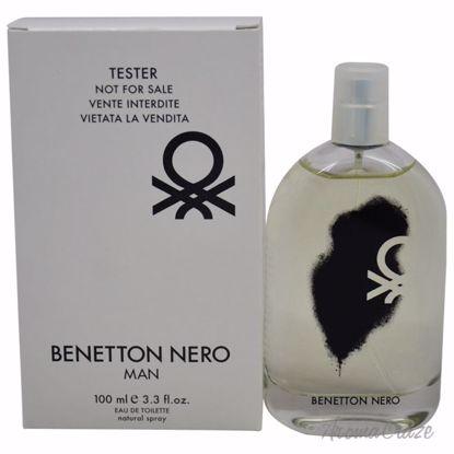 United Colors of Benetton Benetton Nero EDT Spray (Tester) f