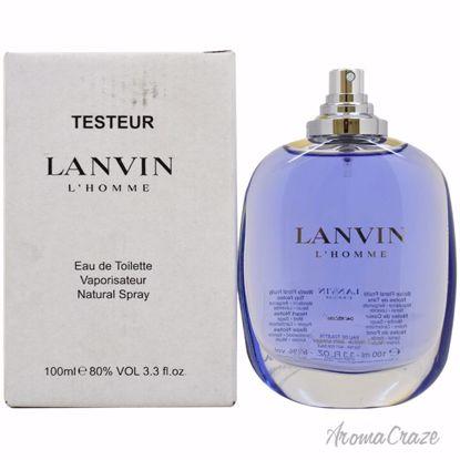 Lanvin EDT Spray (Tester) for Men 3.3 oz