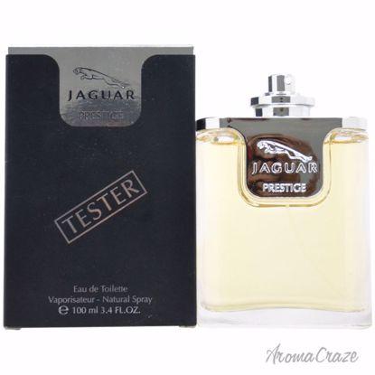 Jaguar Prestige EDT Spray (Tester) for Men 3.4 oz