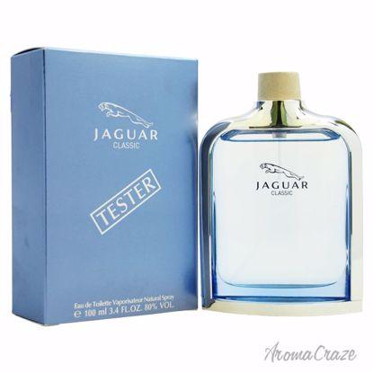Jaguar Classic EDT Spray (Tester) for Men 3.4 oz