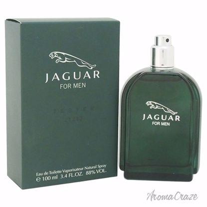 Jaguar EDT Spray (Tester) for Men 3.4 oz