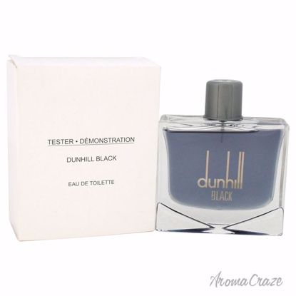 Dunhill by Alfred Dunhill Black EDT Spray (Tester) for Men 3