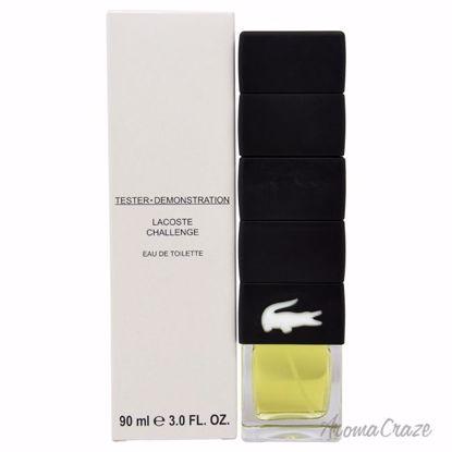 Lacoste Challenge EDT Spray (Tester) for Men 3 oz