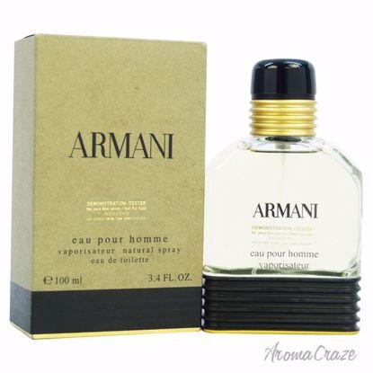 Armani by Giorgio Armani EDT Spray (Tester) for Men 3.4 oz