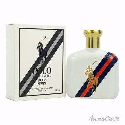 Ralph Lauren Polo Blue Sport EDT Spray (Tester) for Men 4.2