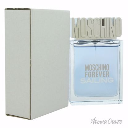 Moschino Forever Sailing EDT Spray (Tester) for Men 3.4 oz