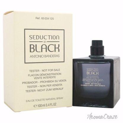 Antonio Banderas Seduction In Black EDT Spray (Tester) for M