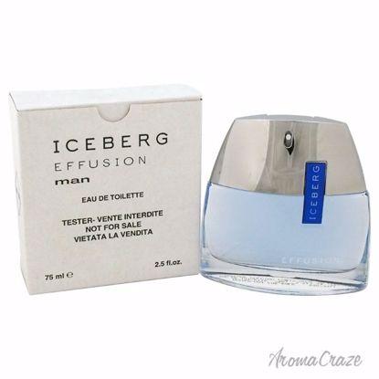 Iceberg Effusion EDT Spray (Tester) for Men 2.5 oz