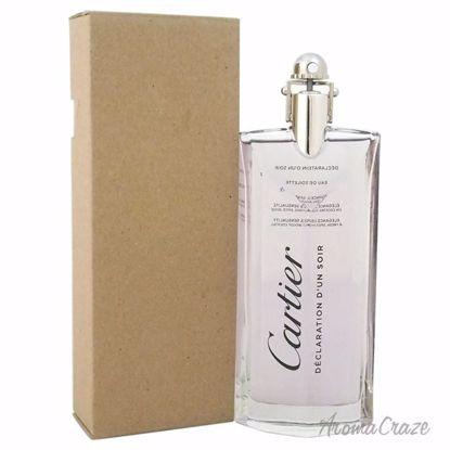 Cartier Declaration D'un Soir EDT Spray (Tester) for Men 3.3