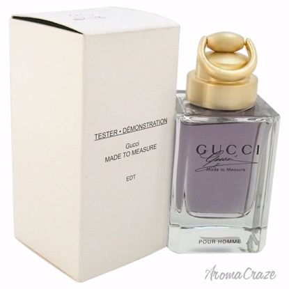 Gucci Made To Measure EDT Spray (Tester) for Men 3 oz