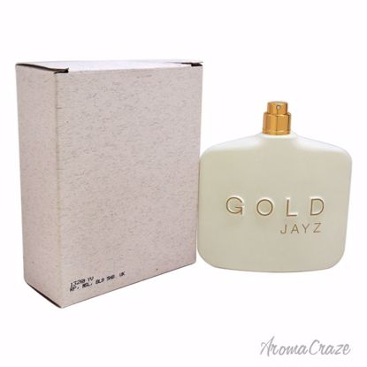 Jay Z Gold Jay Z EDT Spray (Tester) for Men 3 oz