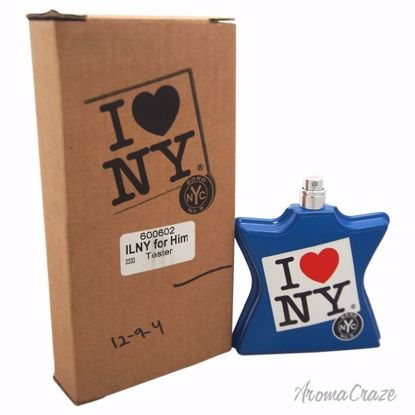 Bond No. 9 I Love New York EDP Spray (Tester) for Men 3.3 oz