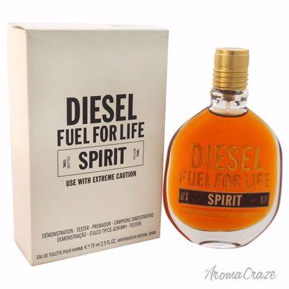 Diesel Fuel for Life Spirit EDT Spray (Tester) for Men 2.5 o
