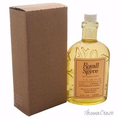 Royall Fragrances Royall Spyce Lotion Splash (Tester) for Me
